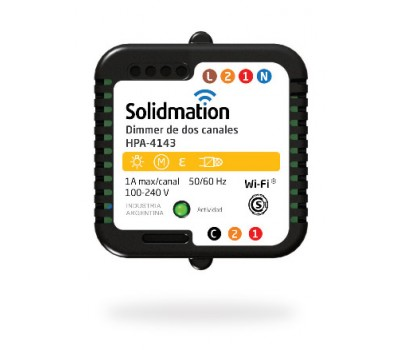 Solidmation | Dimmer Wi-Fi®